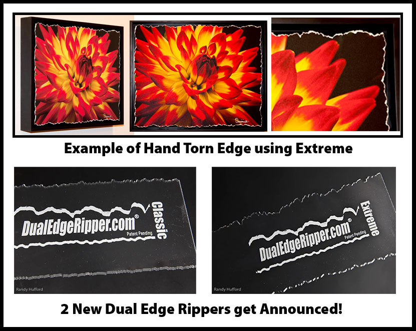 Dual Edge Ripper 2 new models